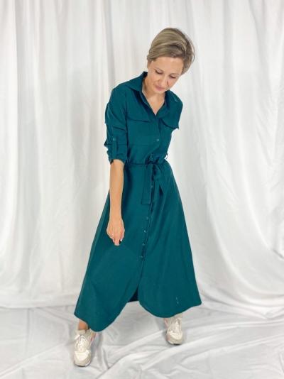 Kaia dress groen