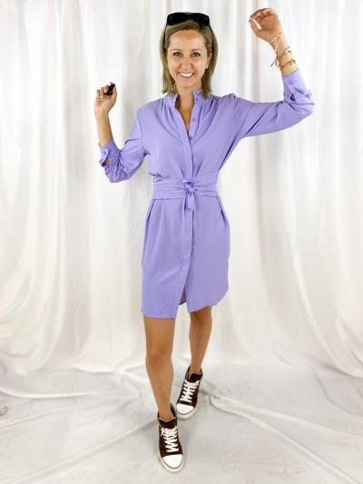 Mika dress lila