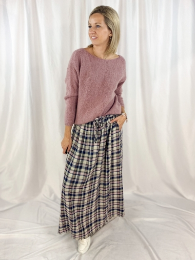 Ava skirt pink