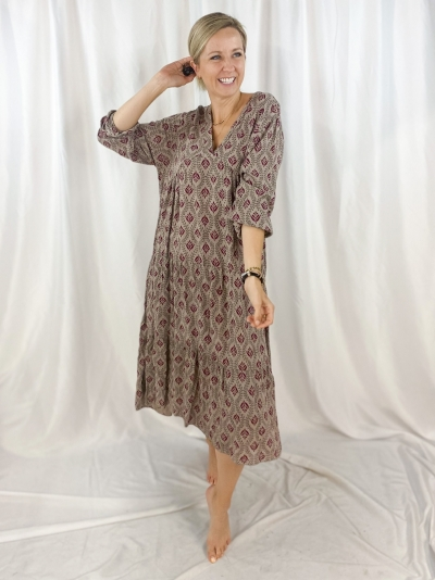 KK Dress taupe