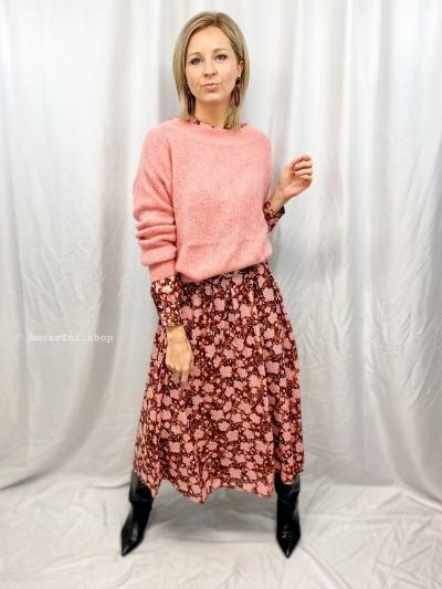 Short pull fresh pink fresh pink