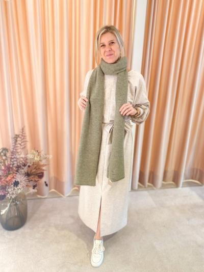 Melée scarf Salvia Salvia