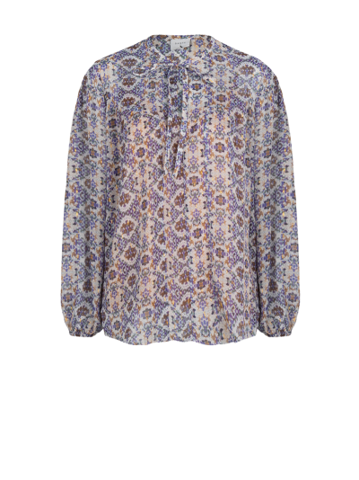 Cairo blouse multi