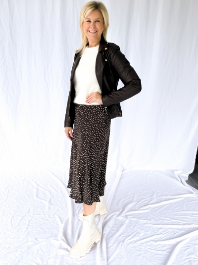 Alsop skirt brown