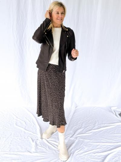 Alsop skirt logo
