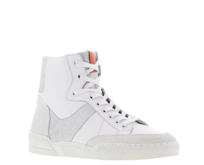 White High Sneaker logo