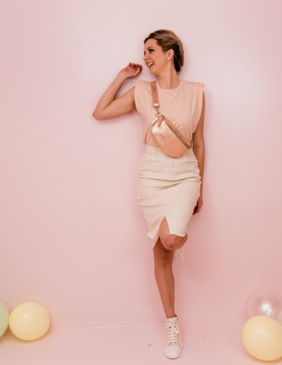 Eduarda Tee nude rose