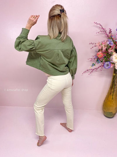 MOMBASA jacket khaki