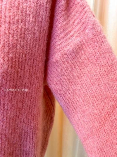 Short AT pull happy pink
