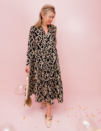 Alula dress chamomile