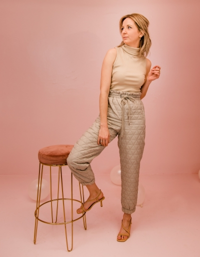 Nille pants pure cashmere