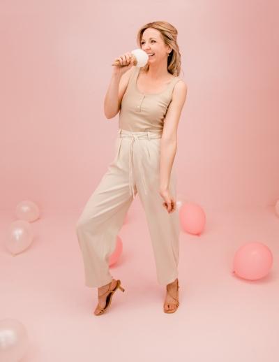 Klara pants moonbeam