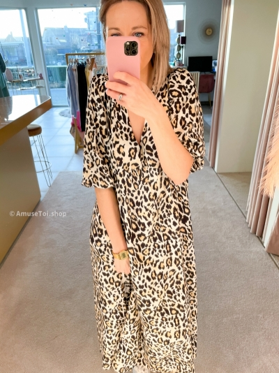 ULAN dress leo