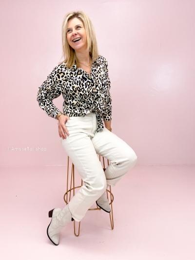 BENGAL  blouse leo