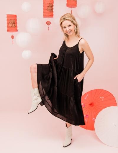 CHIRO dress black