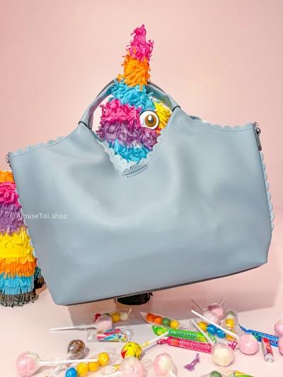 Giu Shopbag blue