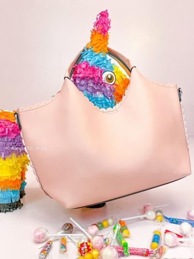 Giu Shopbag Pink