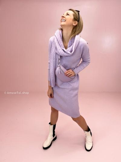 Giu dress lila