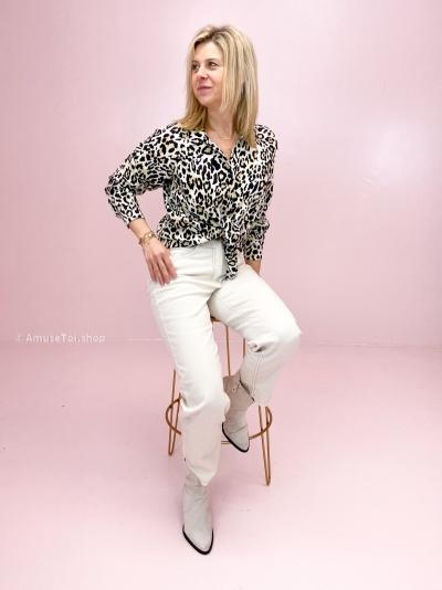 Luv jeans ecru