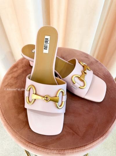 Senora heel pink