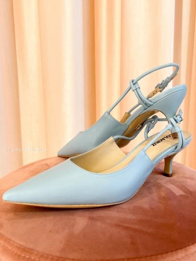 Babyblu heels babyblue