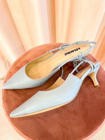 Babyblu heels logo