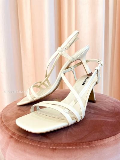 Off white heels off white