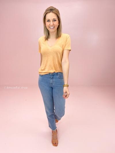 LIMA t-shirt marzipan