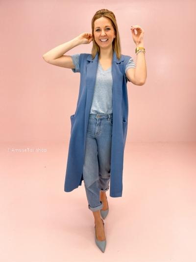 LIMA t-shirt sky blue
