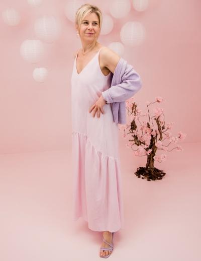 Rouen dress Lila