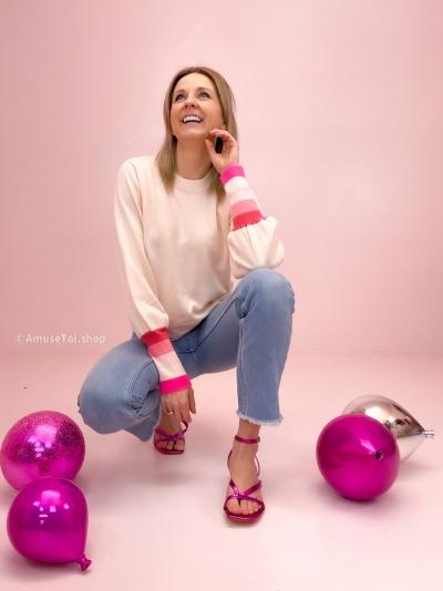 Miss Bijou sunkissed pink