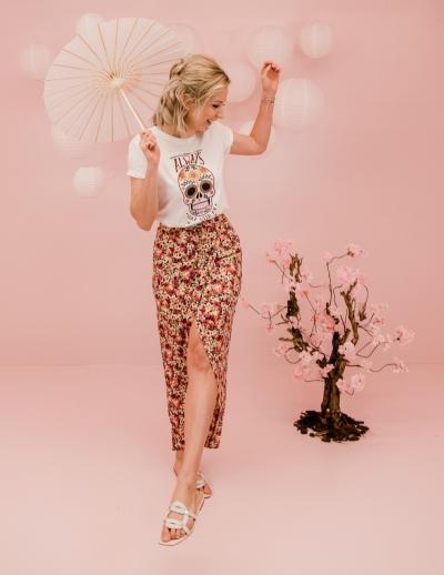 Vanessa  pink flower
