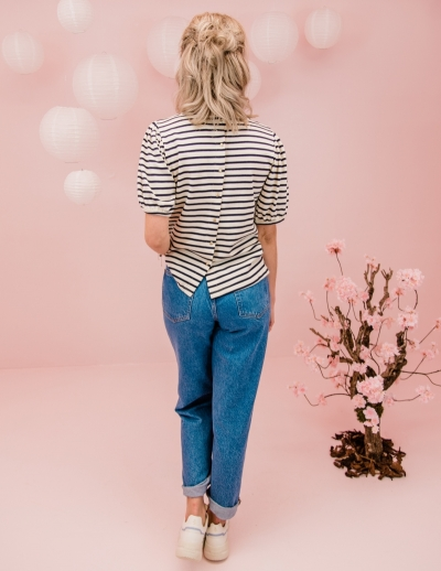 Elly jeans true blue