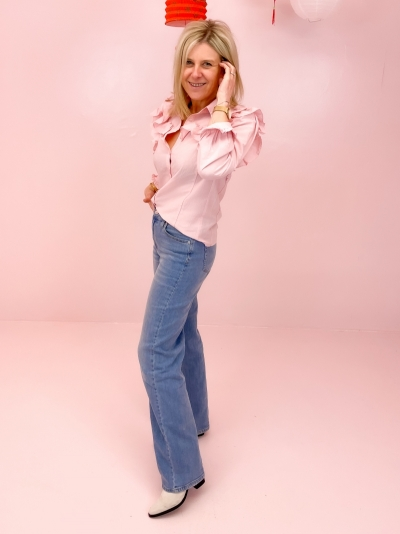 Merel blouse Pink