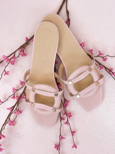 Luiza slippers Pink