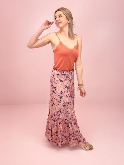Julia skirt Rose