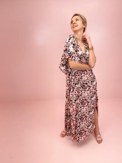 Jade dress Pink