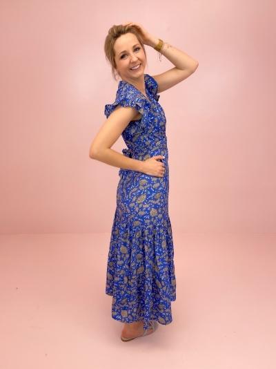 Lauren dress Blue