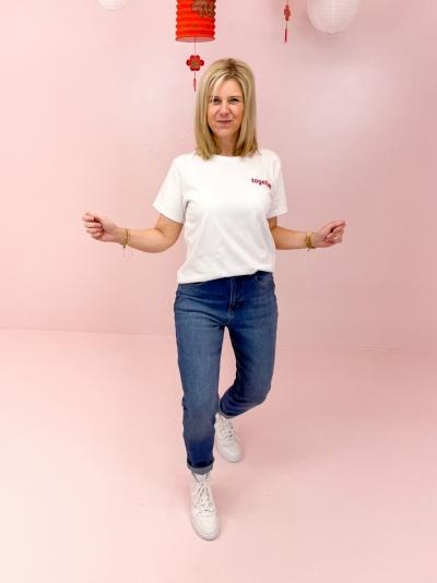 Viva T-shirt White