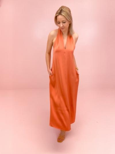 Cille dress logo