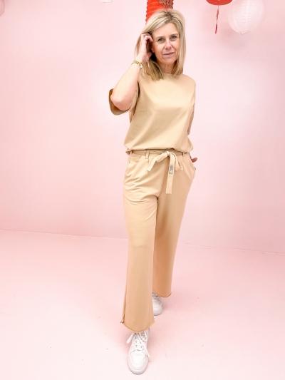 Emma culotte beige