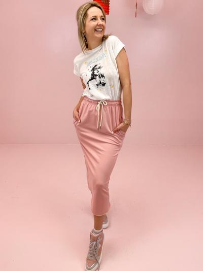 LAYLA skirt rose