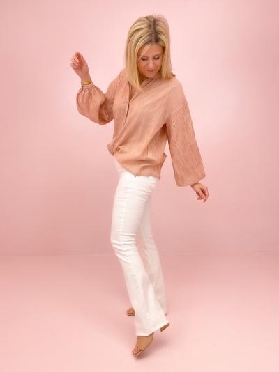 Celina blouse logo