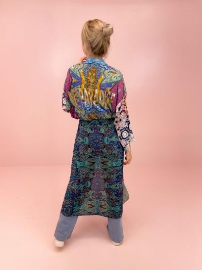 Kimono patchwork 1 multi patch
