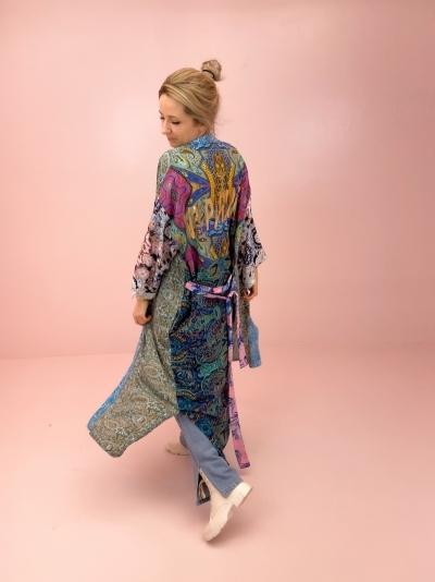 Kimono patchwork 1 logo