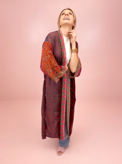 Kimono patchwork 2 multi patch
