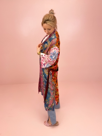 Kimono patchwork 3 multi patch