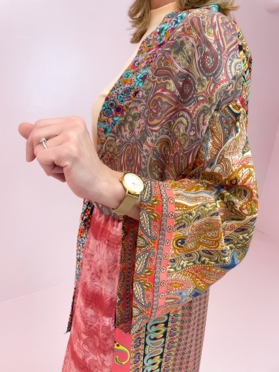 Kimono patchwork 4 multi patch
