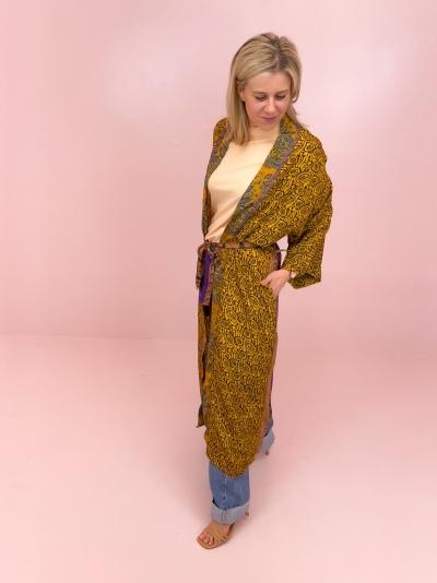 Kimono patchwork 5 multi patch