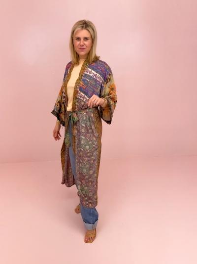 Kimono patchwork 6 multi patch